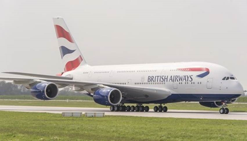 British Airways Ungrounded
